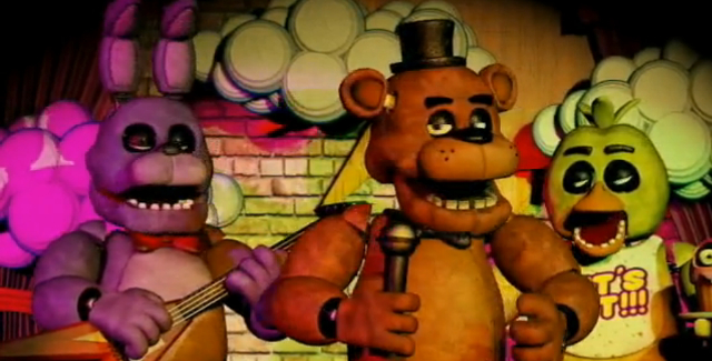 How Long Does Def Last >> Five Nights at Freddy's Simulator - Gamejolt FNAF