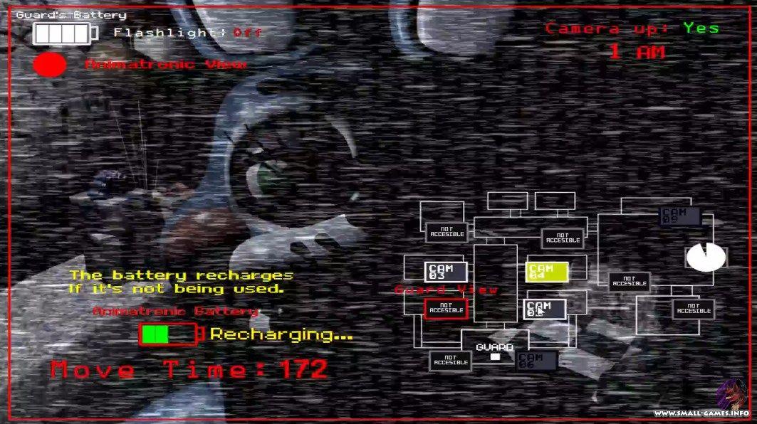 Bonnie Simulator 2 - Gamejolt FNAF