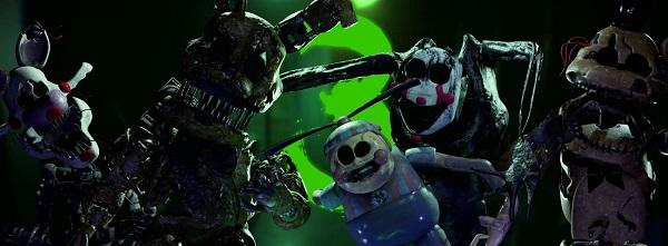 Final Nights 3: Nightmares Awaken