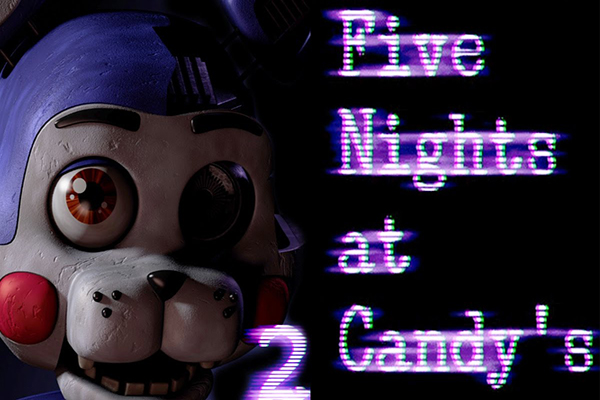 Five Nights at Candy's 2 (Official)