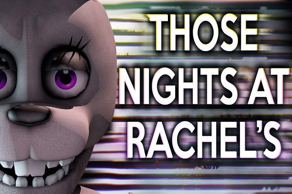 Those Nights at Rachel's