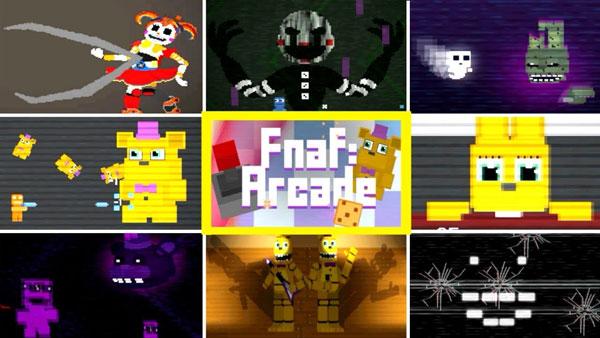 Fnaf: Arcade