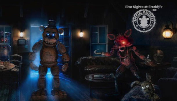 FNAF AR Special Delivery Android