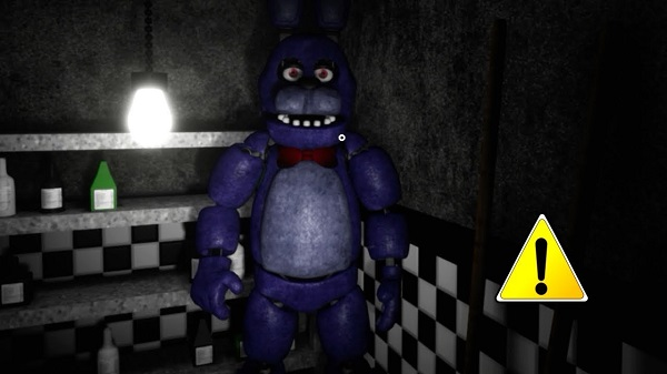 Creepy Nights at Freddy's 2 Fangame