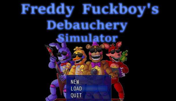Freddy Fuckboy's Debauchery Simulator For Free